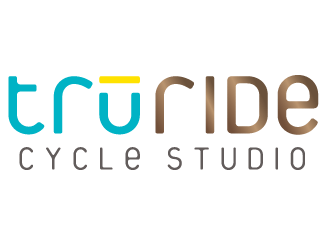 website design for Tru Ride Cycle Studio, spin studio